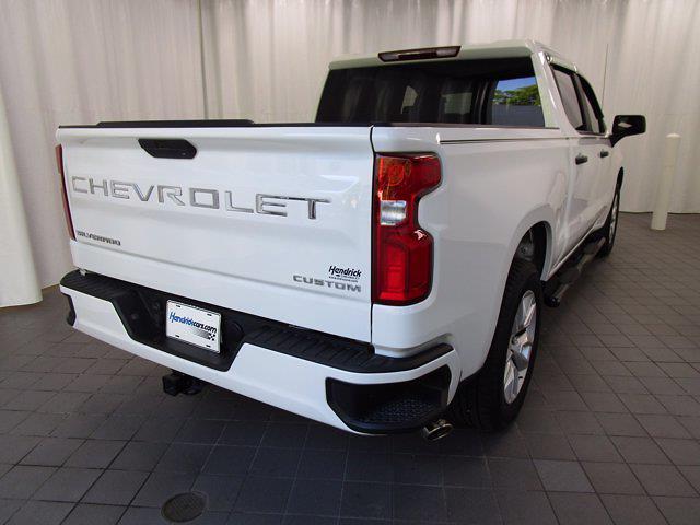 2019 Chevrolet Silverado 1500 Crew Cab 4x2, Pickup #MN8733A - photo 2