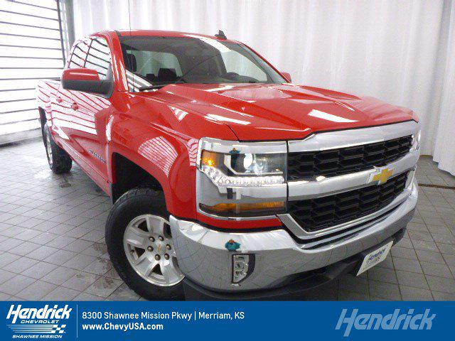 2018 Chevrolet Silverado 1500 Double Cab 4x4, Pickup #PB0532 - photo 1