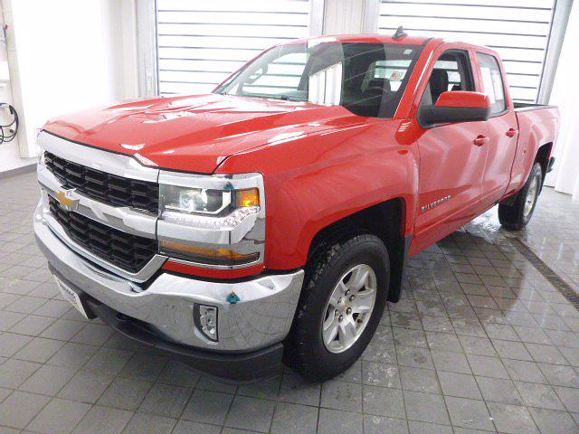 2018 Chevrolet Silverado 1500 Double Cab 4x4, Pickup #PB0532 - photo 32