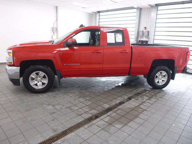 2018 Chevrolet Silverado 1500 Double Cab 4x4, Pickup #PB0532 - photo 33