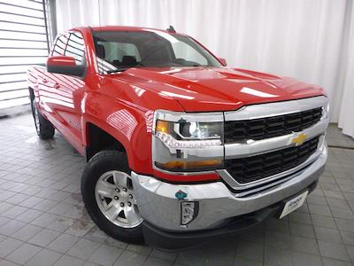2018 Chevrolet Silverado 1500 Double Cab 4x4, Pickup #PB0532 - photo 39