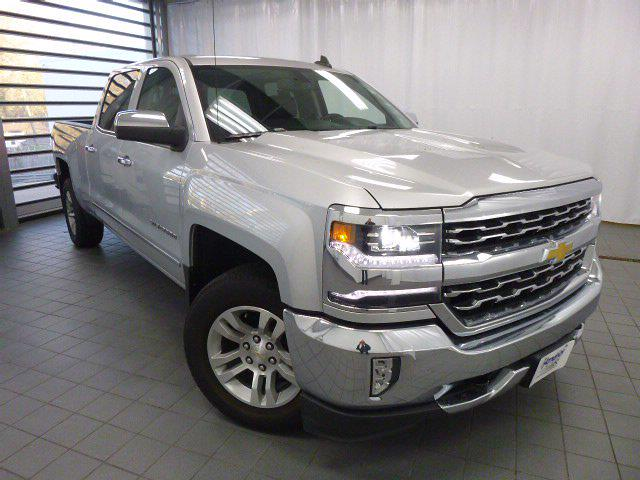 2018 Chevrolet Silverado 1500 Crew Cab 4x4, Pickup #PN0639 - photo 5