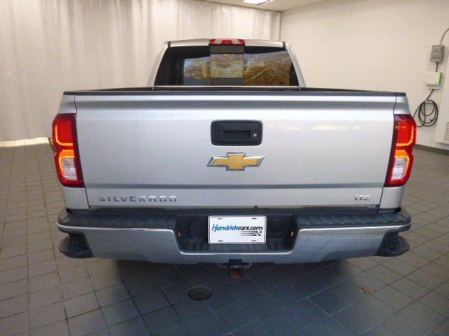 2018 Chevrolet Silverado 1500 Crew Cab 4x4, Pickup #PN0639 - photo 35