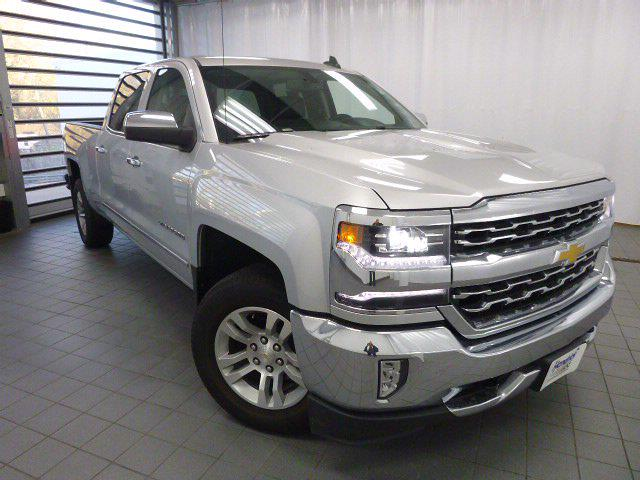 2018 Chevrolet Silverado 1500 Crew Cab 4x4, Pickup #PN0639 - photo 40