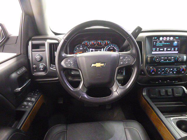 2018 Chevrolet Silverado 1500 Crew Cab 4x4, Pickup #PN0639 - photo 9