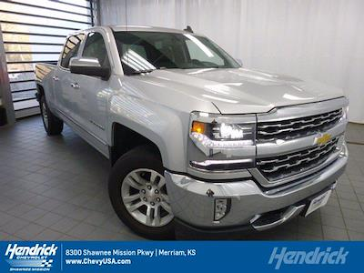 2018 Chevrolet Silverado 1500 Crew Cab 4x4, Pickup #PN0639 - photo 1
