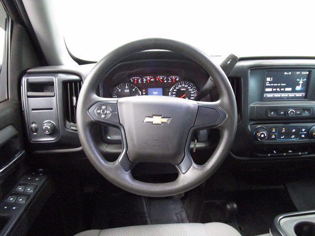 2018 Chevrolet Silverado 1500 Double Cab 4x4, Pickup #PSN0741 - photo 9