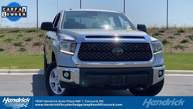 2018 Toyota Tundra Crew Cab 4x4, Pickup #DM40043A - photo 1
