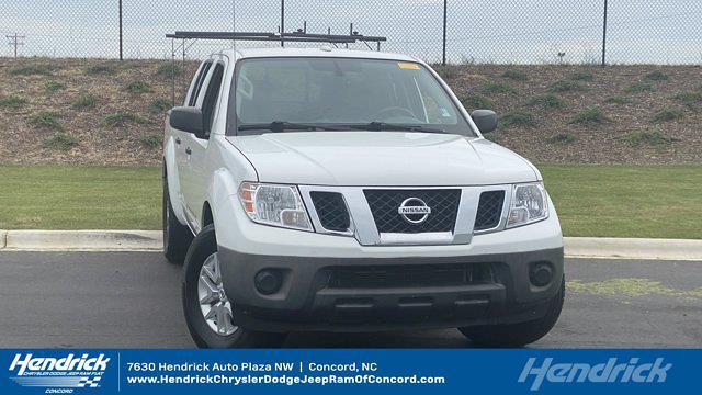 2017 Nissan Frontier Crew Cab 4x2, Pickup #M400191B - photo 1