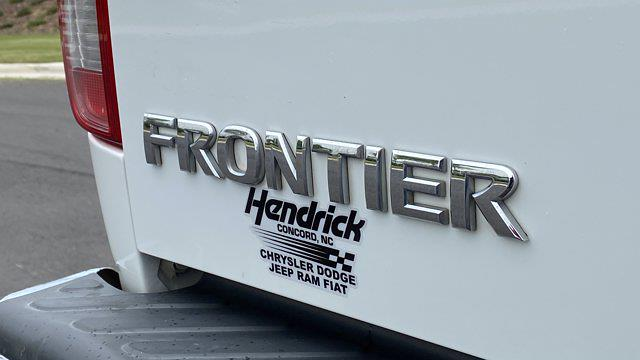 2017 Nissan Frontier Crew Cab 4x2, Pickup #M400191B - photo 16