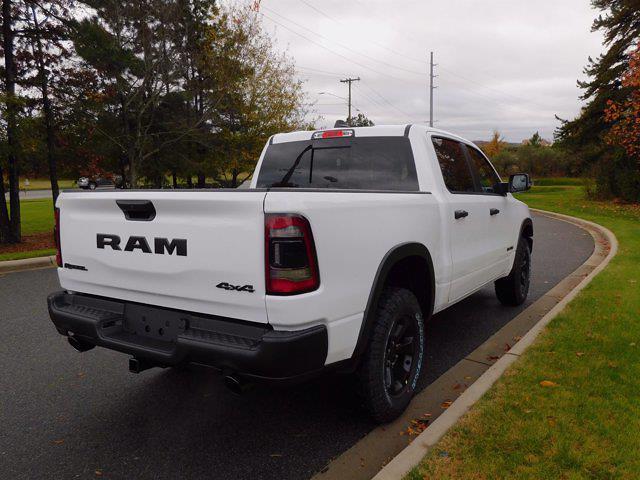 2021 Ram 1500 Crew Cab 4x4, Pickup #M400336 - photo 1
