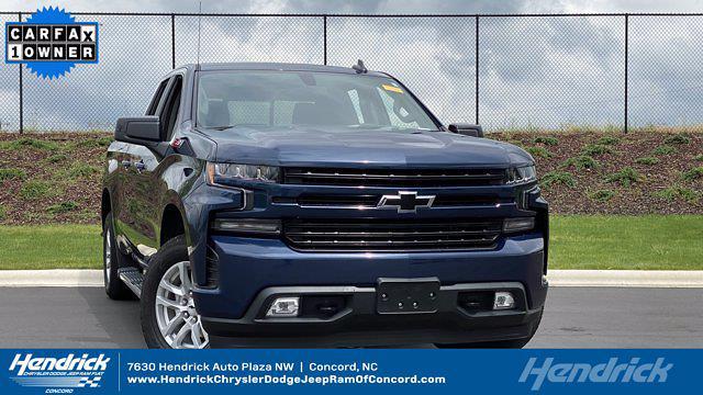 2020 Chevrolet Silverado 1500 Double Cab 4x4, Pickup #M400525A - photo 1
