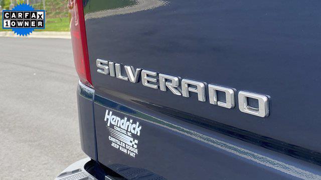 2020 Chevrolet Silverado 1500 Double Cab 4x4, Pickup #M400525A - photo 16