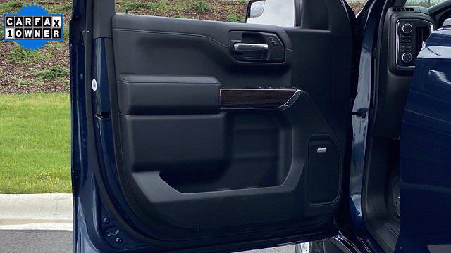 2020 Chevrolet Silverado 1500 Double Cab 4x4, Pickup #M400525A - photo 32