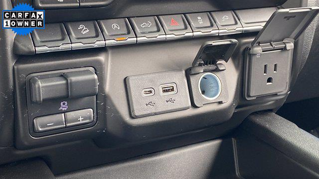 2020 Chevrolet Silverado 1500 Double Cab 4x4, Pickup #M400525A - photo 46