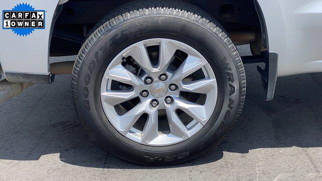 2020 Chevrolet Silverado 1500 Crew Cab 4x4, Pickup #M400669A - photo 9