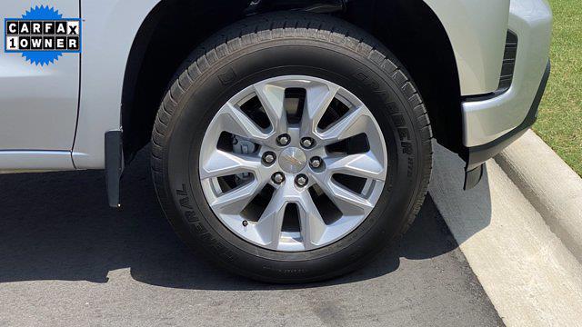 2020 Chevrolet Silverado 1500 Crew Cab 4x4, Pickup #M400669A - photo 10