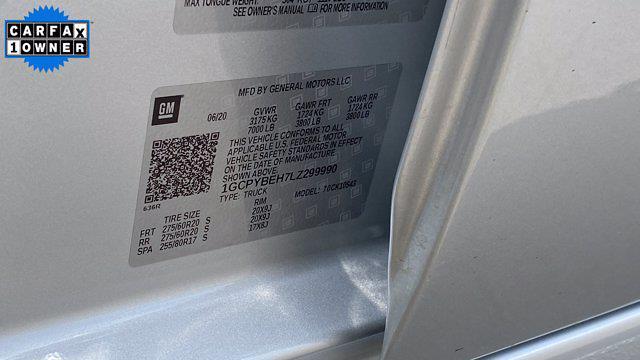 2020 Chevrolet Silverado 1500 Crew Cab 4x4, Pickup #M400669A - photo 45