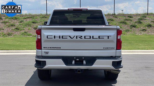 2020 Chevrolet Silverado 1500 Crew Cab 4x4, Pickup #M400669A - photo 8