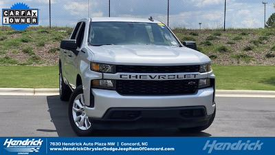 2020 Chevrolet Silverado 1500 Crew Cab 4x4, Pickup #M400669A - photo 1
