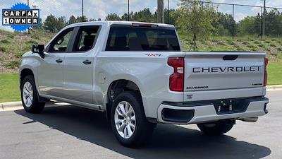 2020 Chevrolet Silverado 1500 Crew Cab 4x4, Pickup #M400669A - photo 4
