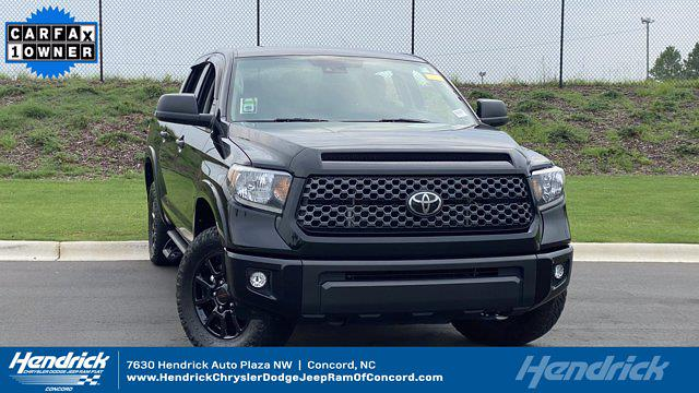 2020 Toyota Tundra Crew Cab 4x4, Pickup #M400725A - photo 1