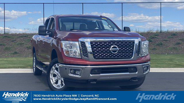 2017 Nissan Titan XD Crew Cab 4x4, Pickup #M400750A - photo 1