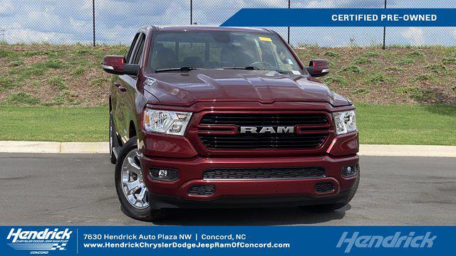2019 Ram 1500 Quad Cab 4x2, Pickup #M400917A - photo 1