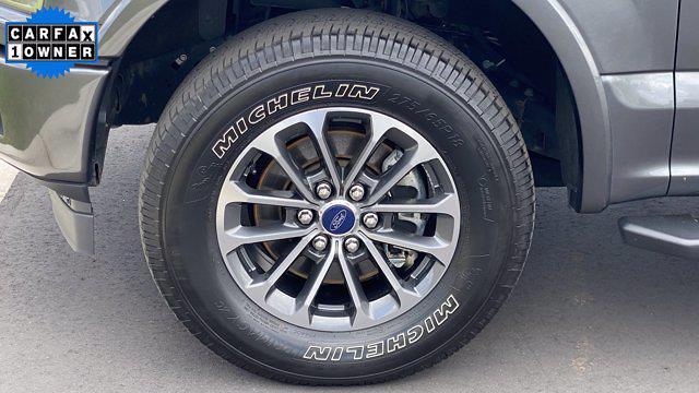 2018 Ford F-150 SuperCrew Cab 4x4, Pickup #M401003A - photo 12