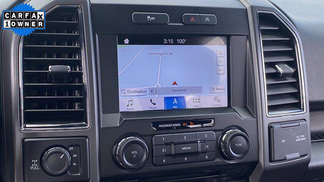 2018 Ford F-150 SuperCrew Cab 4x4, Pickup #M401003A - photo 41
