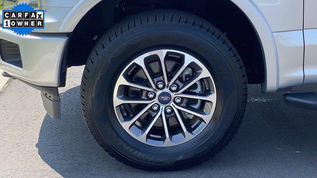 2018 F-150 SuperCrew Cab 4x4,  Pickup #M401195A - photo 12