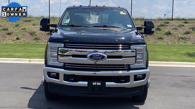 2018 Ford F-350 Crew Cab DRW 4x4, Pickup #M401219A - photo 5