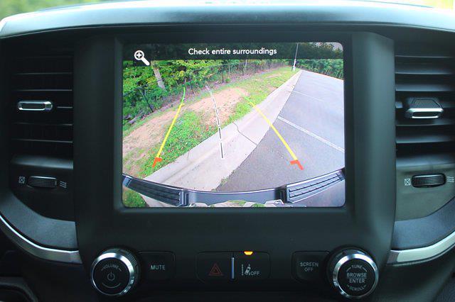 2021 Ram 1500 Crew Cab 4x4, Pickup #M401233 - photo 23