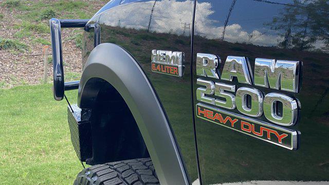2018 Ram 2500 Crew Cab 4x4, Pickup #XH40260A - photo 19