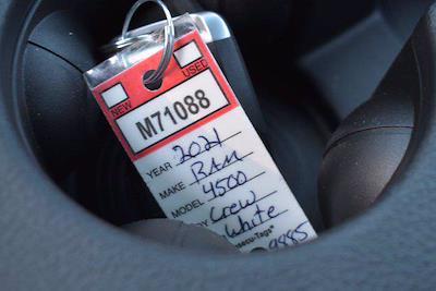 2021 Ram 4500 Crew Cab DRW 4x4, Cab Chassis #CM71088 - photo 20