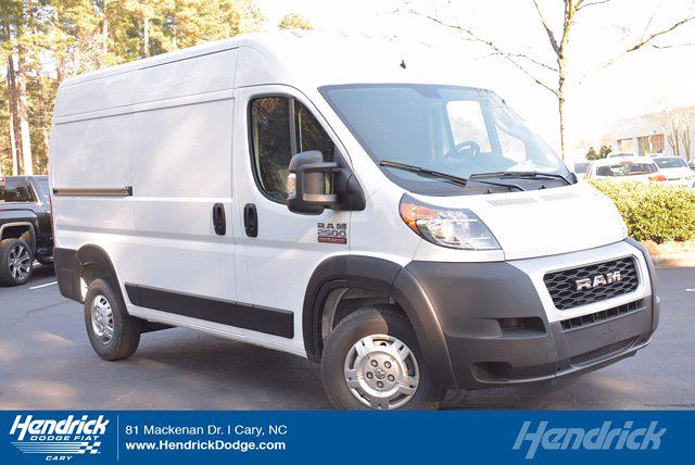 2021 Ram ProMaster 2500 High Roof FWD, Empty Cargo Van #CM71158 - photo 1