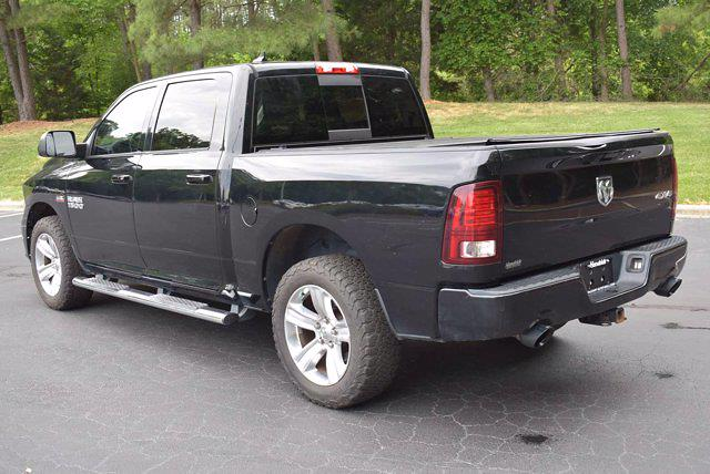 2015 Ram 1500 Crew Cab 4x4, Pickup #CM71296A - photo 2