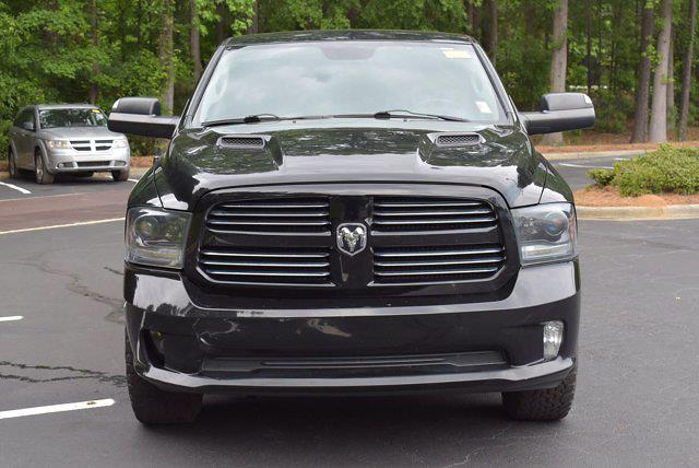 2015 Ram 1500 Crew Cab 4x4, Pickup #CM71296A - photo 9