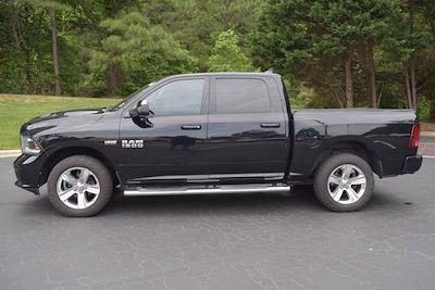 2015 Ram 1500 Crew Cab 4x4, Pickup #CM71296A - photo 4