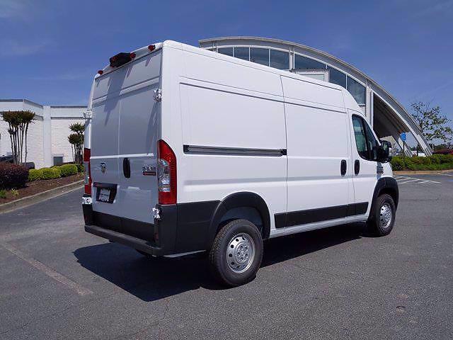 2021 Ram ProMaster 1500 High Roof FWD, Empty Cargo Van #CM71297 - photo 10