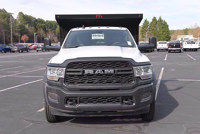 2021 Ram 4500 Regular Cab DRW 4x2, Cab Chassis #CM71312 - photo 1