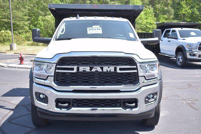 2020 Ram 5500 Crew Cab DRW 4x4, Platform Body #L20220 - photo 9