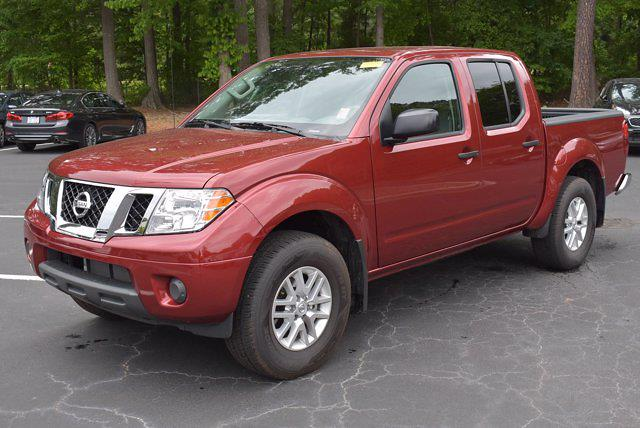 2020 Nissan Frontier Crew Cab 4x4, Pickup #L20272A - photo 4