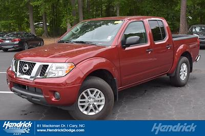 2020 Nissan Frontier Crew Cab 4x4, Pickup #L20272A - photo 1