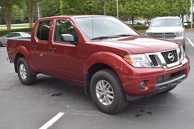 2020 Nissan Frontier Crew Cab 4x4, Pickup #L20272A - photo 15