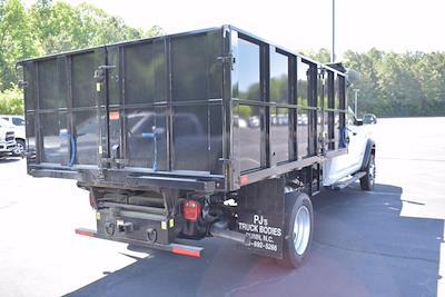 2020 Ram 5500 Crew Cab DRW 4x4, Landscape Dump #L20518 - photo 5