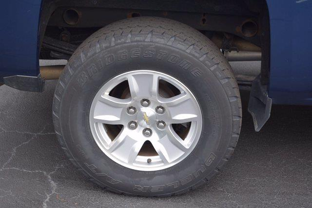 2017 Chevrolet Silverado 1500 Double Cab 4x4, Pickup #M71262A - photo 8