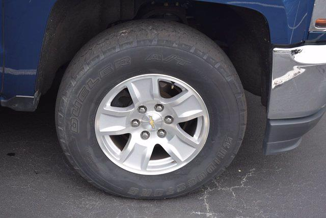 2017 Chevrolet Silverado 1500 Double Cab 4x4, Pickup #M71262A - photo 10