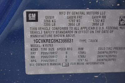 2017 Chevrolet Silverado 1500 Double Cab 4x4, Pickup #M71262A - photo 38