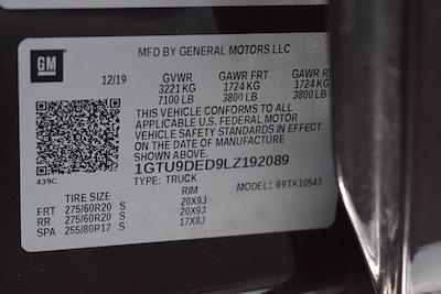 2020 GMC Sierra 1500 Crew Cab 4x4, Pickup #M71279A - photo 43